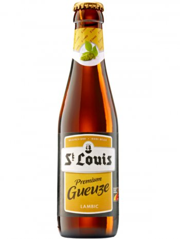 Ван Хонзебрук Святой Луи Гёзе/Van Honsebrouck St. Louis Gueuze 0,25л. алк.4,5%