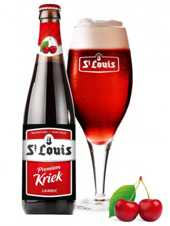 Ван Хонзебрук Святой Луи Крик Премиум / Van Honsebrouck St. Louis Kriek 0,375л. алк.3,2%