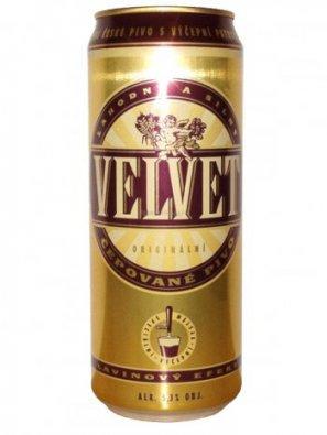 Вельвет / Velvet 0,44л. алк.5,1%