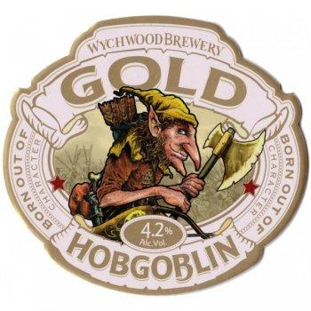 Вичвуд Хобгоблин Голд / Wychwood Hobgoblin Gold, keg. алк.4,5%