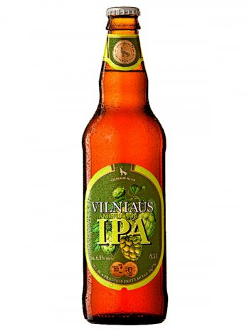 Вильнюс ИРА / Vilniaus IPA  0,5л. алк.6,3%