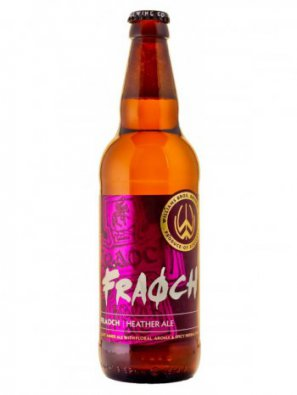 Вильямс Фраох Хевер Эль / Williams Fraoch Heather Ale 0,5л. алк.5%