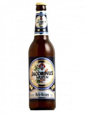 Якобинус Хефе Вайцен / Jacobinus Hefe-Weizen 0,5л. алк.5,7%