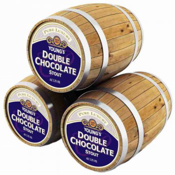 Янгс Дабл Чоколэт Стаут / Young's Double Chocolate Stout, keg. алк.5,2%