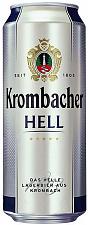 Пиво Кромбахер светлое ж/б