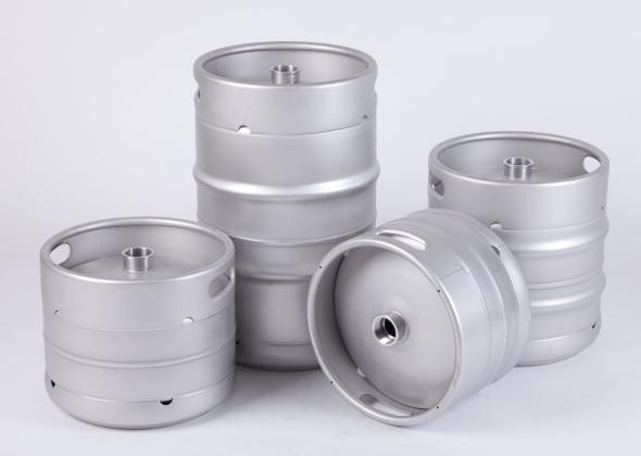 Как открыть кегу из-под пива?