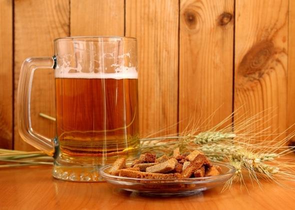 Как сделать сухарики к пиву в домашних условиях?