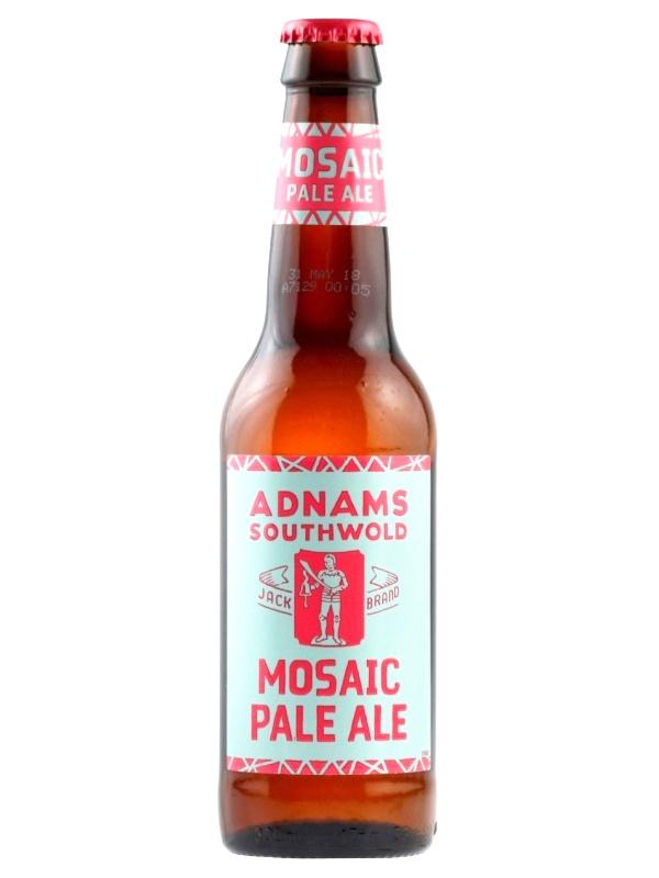 Аднамс Мозаик /Adnams Mosaic Pale Ale  0,33л. алк.4,1%