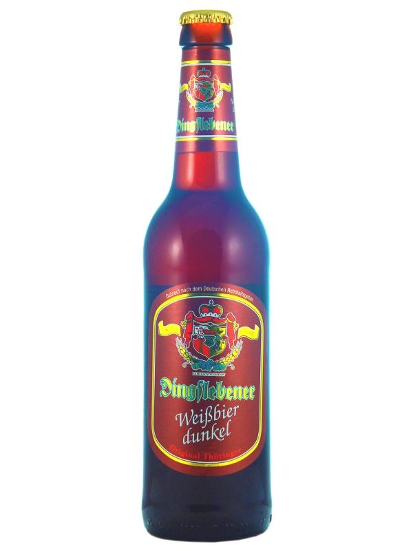 Дингслебенер  Вайцен Дунель / Dingslebener Weibbier  Dunkel 0,5л. алк.4,9%