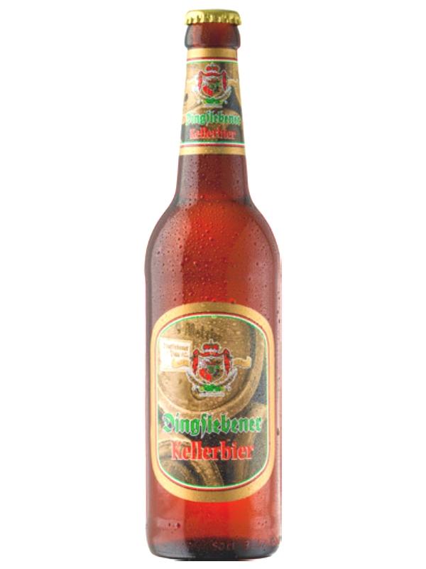 Дингслебенер Келлербир / Dingslebener Kellerbier 0,5л. алк.4,9%