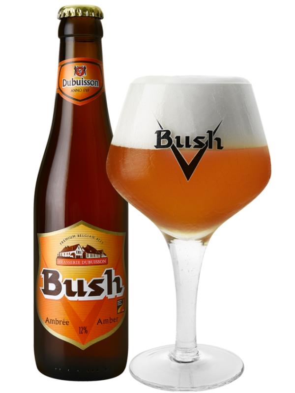Дюбюиссон Буш Амбер / Dubuisson Bush Amber 0,33л. алк.12%