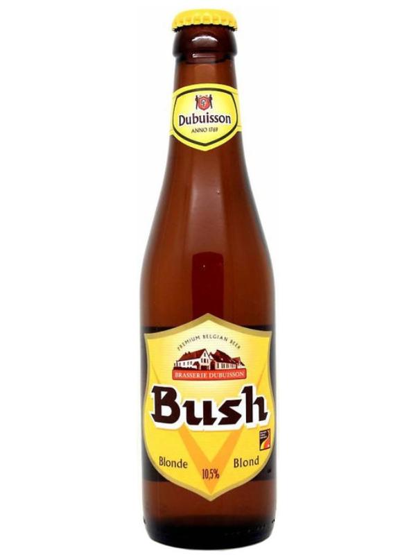 Дюбюиссон Буш Блонд / Dubuisson Bush Blonde 0,33л. алк.10,5%