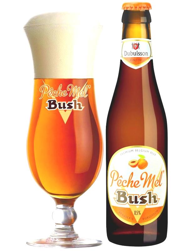 Дюбюиссон Пич Мел Буш / Dubuisson Peche Mel Bush 0,33л. алк.8,5%