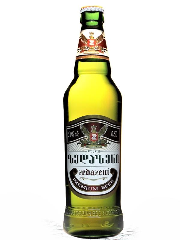 Зедазени / Zedazeni 0,5л. алк.5%