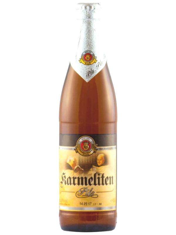 Кармелитен Пилснер / Karmeliten Pils 0,5л. алк.4,9%
