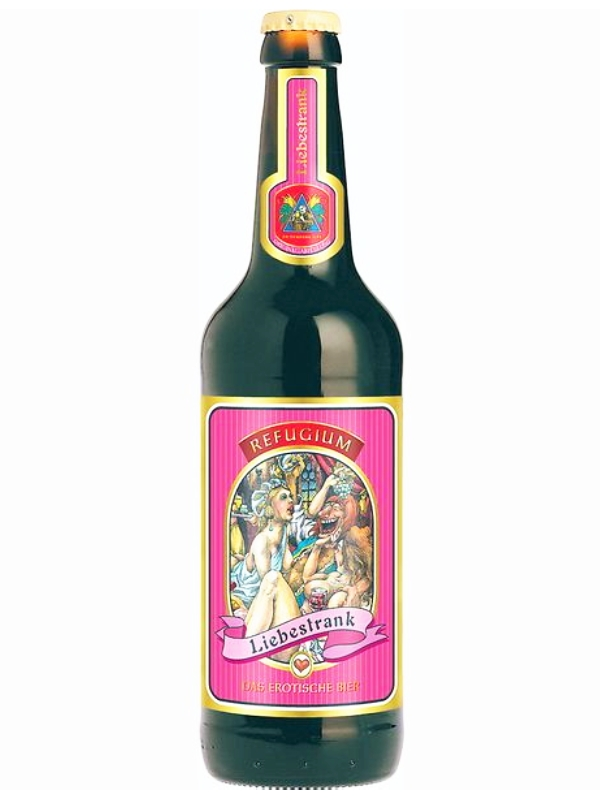 Клостерброй Любовный напиток / Kloster-Brau Liebestrank 0,5л. алк.4%