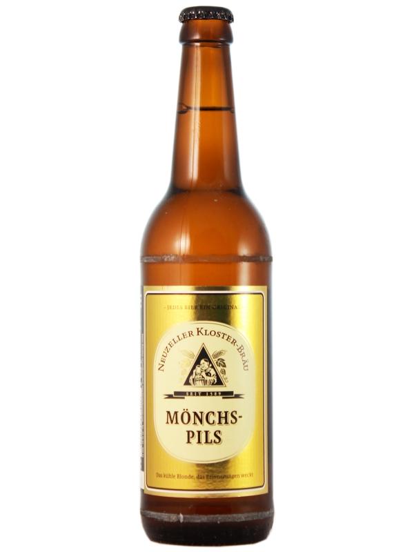 Клостерброй Монашеский Пилс / Kloster-Brau Monchs Pils 0,5л. алк.4,8%