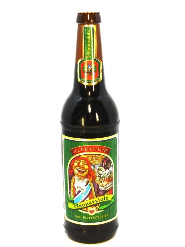 Клостерброй Мужская гордость / Kloster-Brau Maennerstolz 0,5л. алк.7,1%