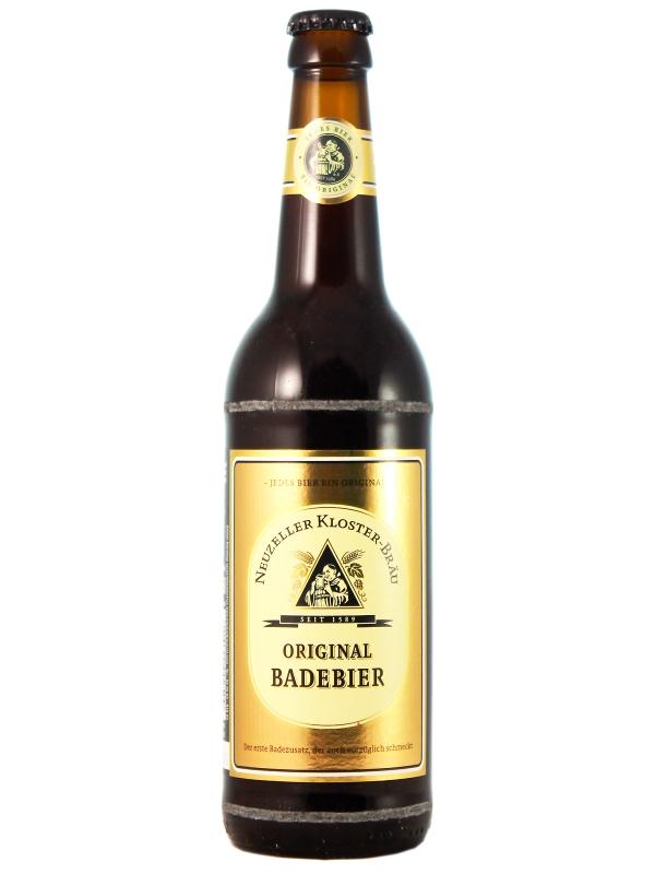 Клостерброй Ориг.пиво для бани (Бадебир) / Kloster-Brau Original Badebeir 0,5л. алк.5,2%