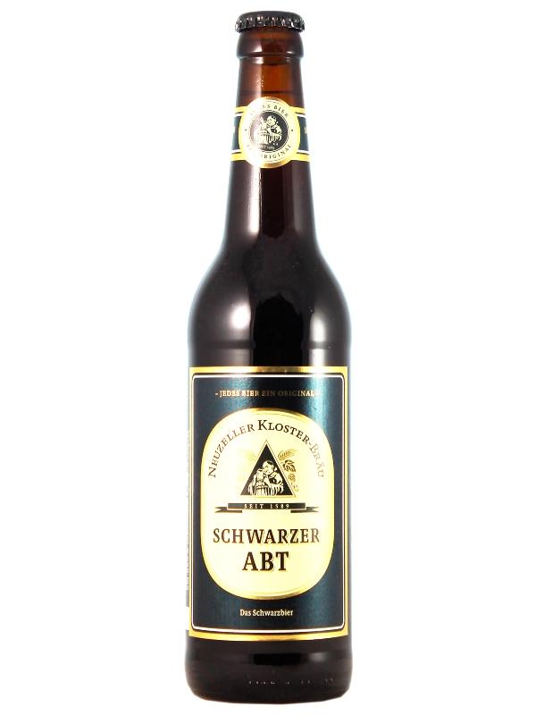 Клостерброй Черный Монах (Шварцер Абт) / Kloster-Brau Schwarzer Abt 0,5л. алк.3,9%