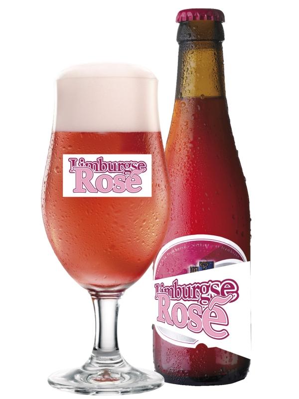 Лимбургс Розе Вит / Limburgse Rose Wit 0,33л. алк.3,5%