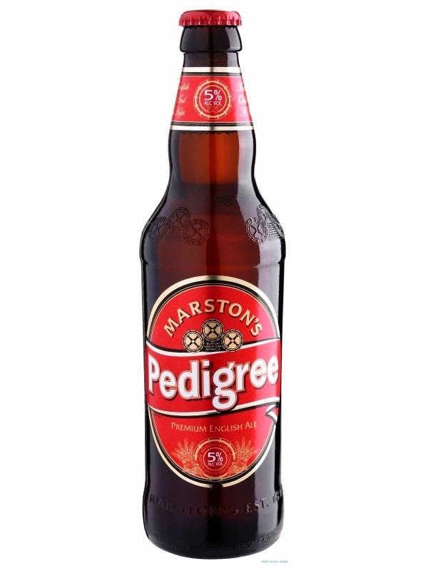 Марстонс Педигри / Marston_s Pedigree 0,5л. алк.4,5%