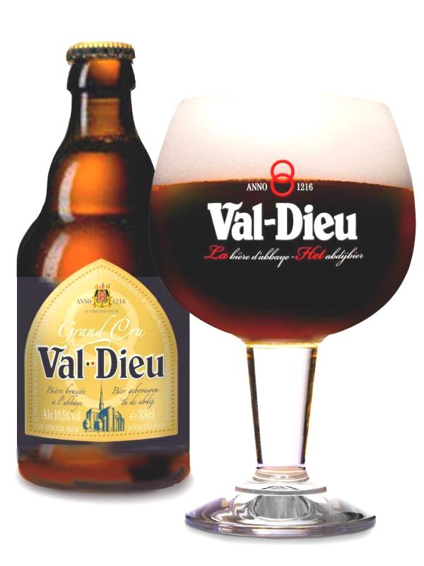 Валь-Дье Гран Крю / Val-Dieu Grand Cru 0,33л. алк.10,5%