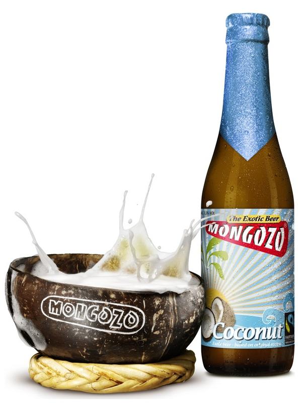 Монгозо Кокос / Mongozo Coconut 0,33л. алк.3,6%
