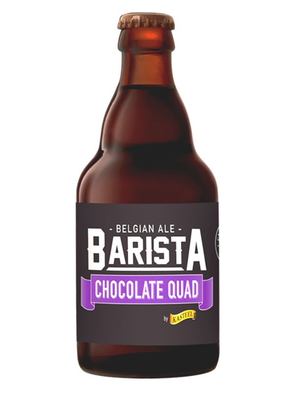 Ван Хонзебрук Бариста Шоколад Квад / Van Honsebrouck Barista Shocolate Quad 0,33л. алк.11%