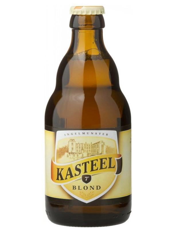 Ван Хонзебрук Кастил Блонд / Van Honsebrouck Kasteel Blonde 0,33л. алк.7%