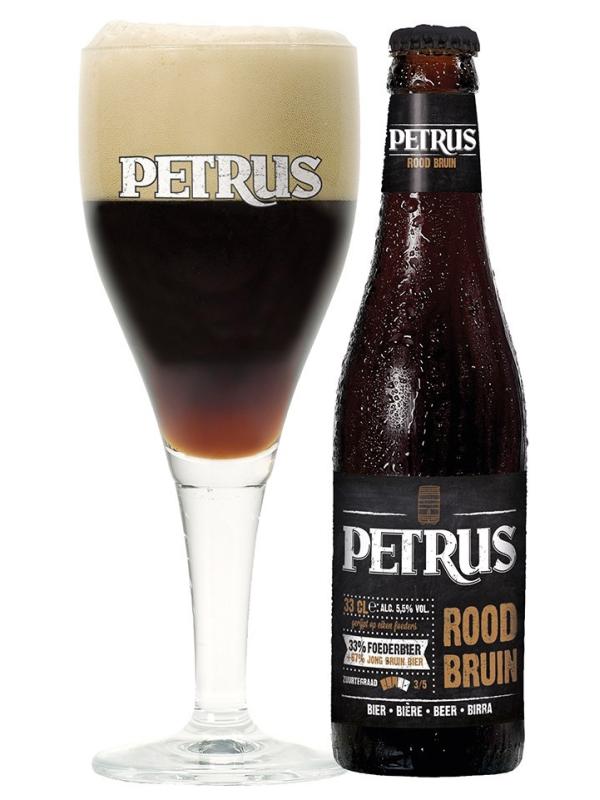 Петрюс Руд Брюн / Petrus Rood Bruin 0,33л. алк.5,5%