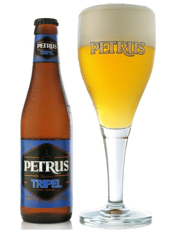 Петрюс Трипл / Petrus Tripl 0,33л. алк.8%