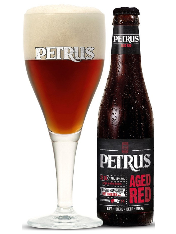 Петрюс Эйджд Ред / Petrus Aged Red 0,33л. алк.8,5%