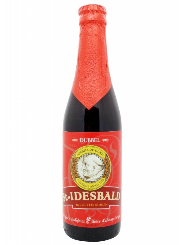 Св. Идесбальд Дубль / St-Idesbald Dubbel 0,33л. алк.8%