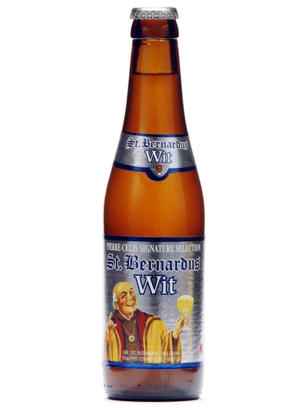 Ст.Бернардус Вит / St. Bernardus Wit 0,33л. алк.5,5%