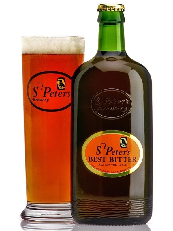 Ст.Петерс Бест Биттер / St. Peter's Best Bitter 0,5л. алк.3,7%