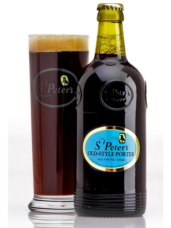 Ст.Петерс Олд Стайл Портер / St. Peter's Old Style Porter 0,5л. алк.5,1%