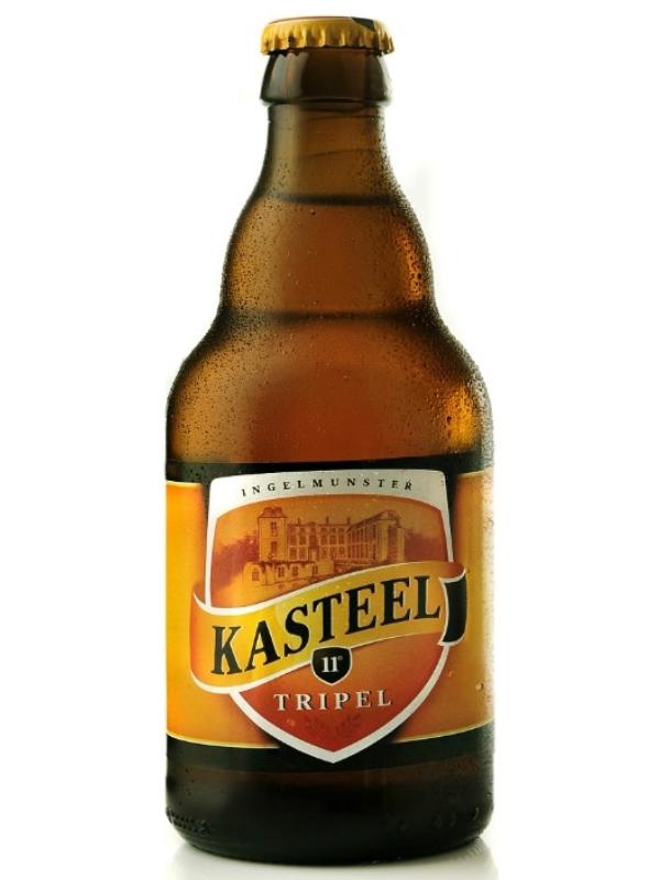 Ван Хонзебрук Кастил Трипель / Van Honsebrouck Kasteel Tripel 0,33л. алк.11%