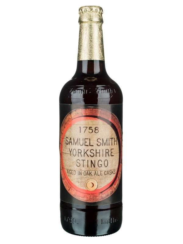 Сэмюэл Смит_с Йоркшир Стинго / Samuel Smith_s Yorkshire Stingo 0,55л. алк.8%