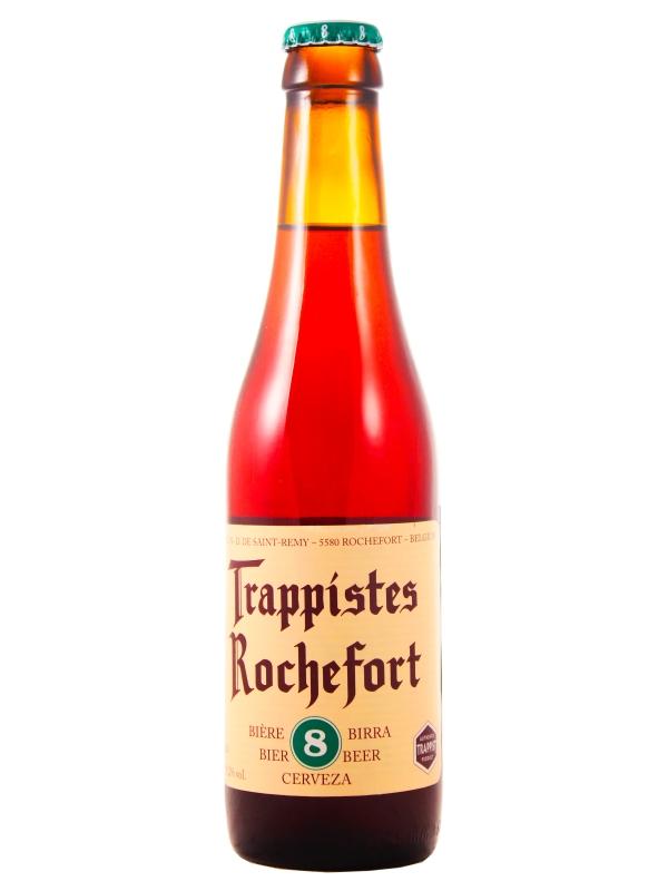 Траппист Рошфор 8 / Trappistes Rochefort 8  0,33л. алк.9,2%