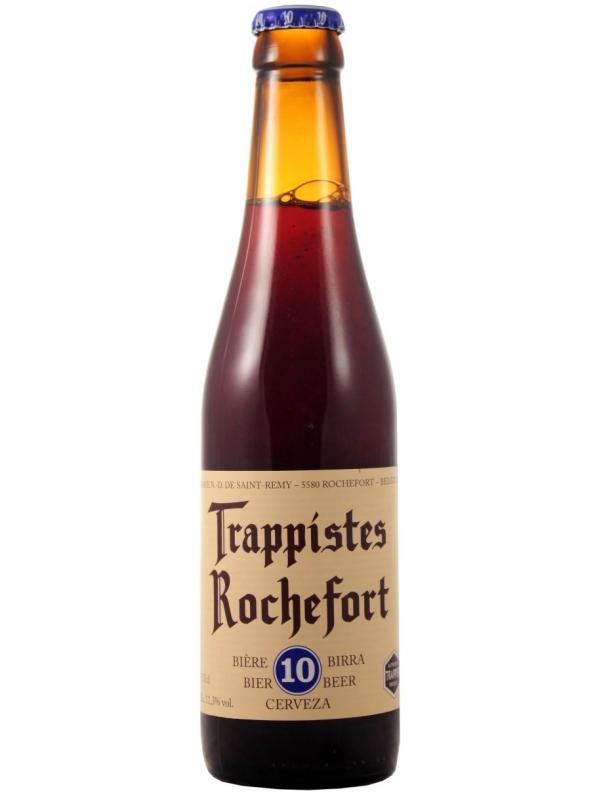 Траппист Рошфор 10 / Trappistes Rochefort 10   0,33л. алк.11,3%