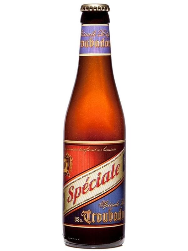 ТРУБАДУР Спешл / Troubadour Speciale 0,33л. алк.5,7%