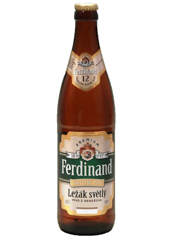 Фердинанд Премиум Лагер / Ferdinand Premium Lager 0,5л. алк.5%