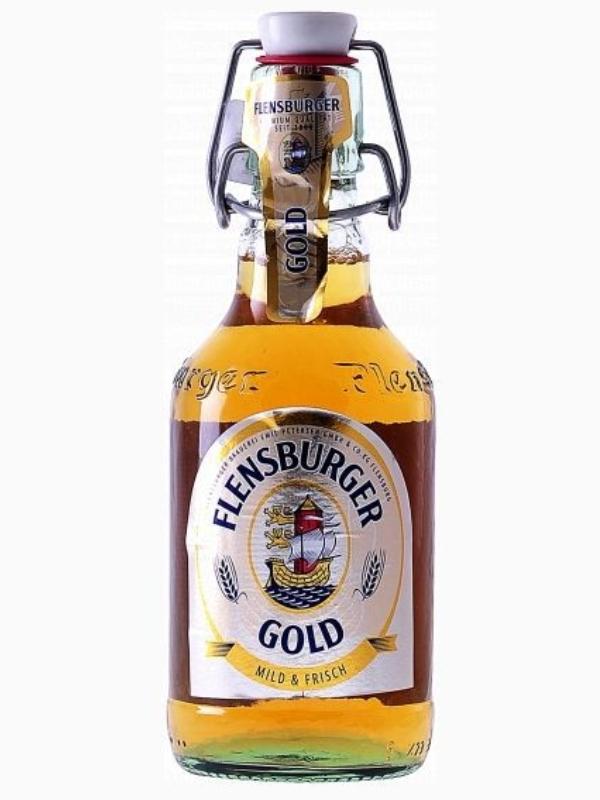 Фленсбургер Голд / Flensburger Gold  0,33л. алк.4,8%
