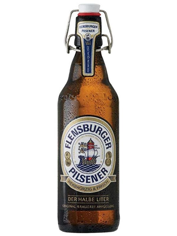 Фленсбургер Пилснер / Flensburger Pilsener 0,5л. алк.4,8%