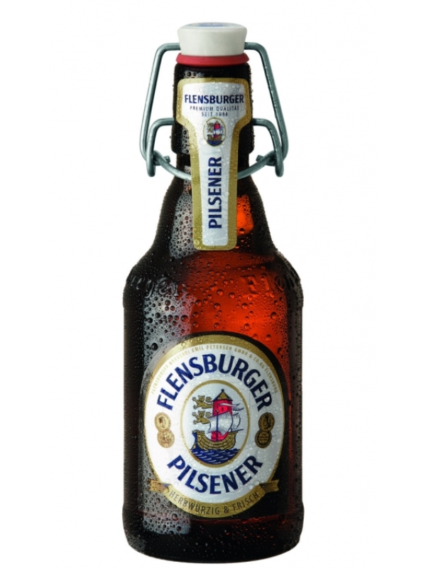 Фленсбургер Пилснер / Flensburger Pilsener 0,33л. алк.4,8%