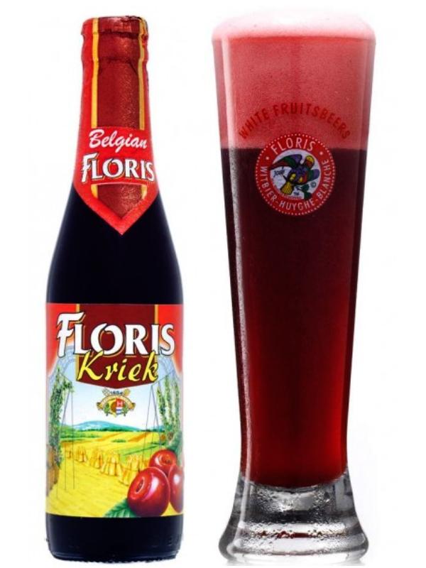 Флорис Вишня / Floris Kriek 0,33л. алк.3,6%