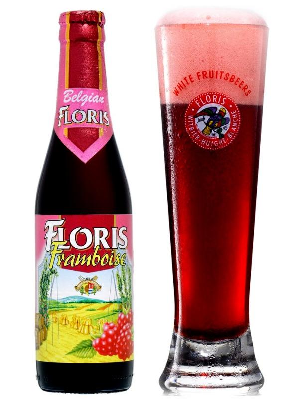 Флорис Малина / Floris Framboise 0,33л. алк.3,6%