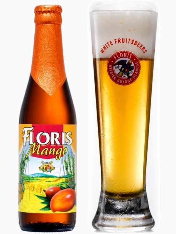 Флорис Манго / Floris Mango 0,33л. алк.3,6%