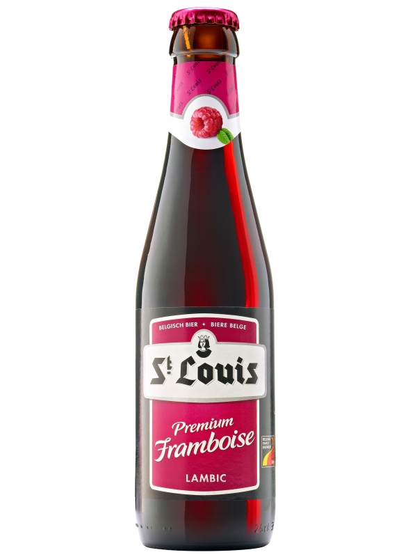 Ван Хонзебрук Сен-Луи Фрамбуа / Van Honsebrouck St. Louis Framboise 0,25л. алк.2,8%